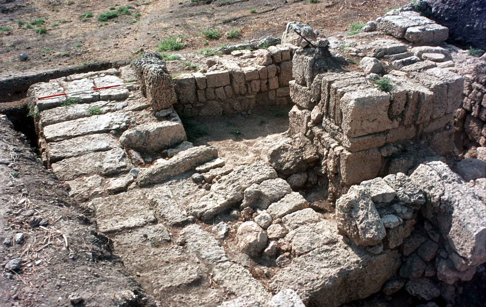 Hellenistic tower