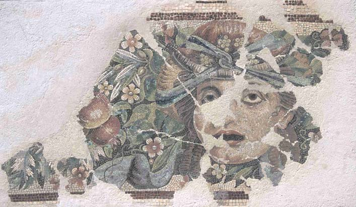 Hellenistic mosaic